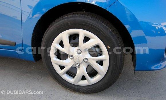 Acheter Importé Voiture Hyundai i10 Bleu à Import - Dubai, Conakry