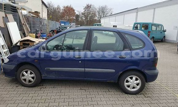Acheter Occasion Voiture Renault Megane Bleu à Conakry, Conakry