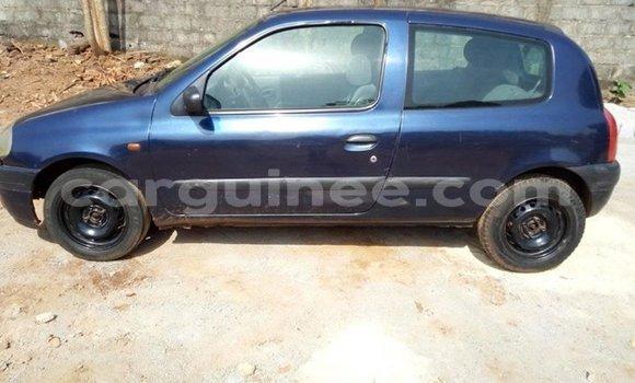Acheter Occasion Voiture Renault Clio Bleu à Conakry, Conakry
