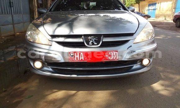 Acheter Occasion Voiture Peugeot 607 Gris à Conakry, Conakry