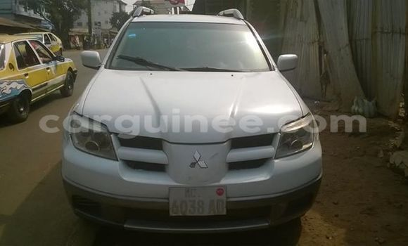Acheter Occasion Voiture Mitsubishi Outlander Blanc à Conakry, Conakry