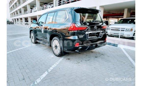 Acheter Importé Voiture Lexus LX Noir à Import - Dubai, Conakry
