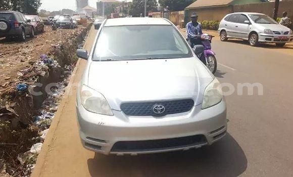Acheter Occasion Voiture Toyota Matrix Gris à Conakry, Conakry