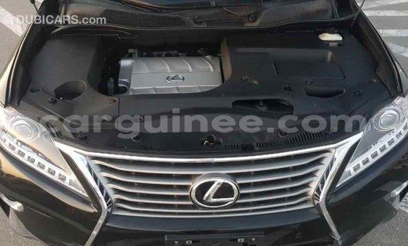 Acheter Importé Voiture Lexus RX 350 Noir à Import - Dubai, Conakry