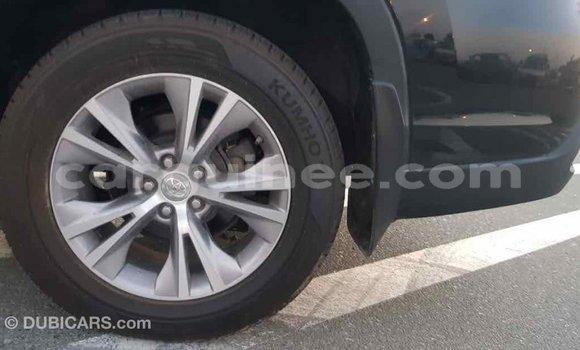 Acheter Importé Voiture Toyota Highlander Noir à Import - Dubai, Conakry