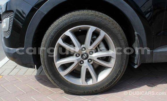 Acheter Importé Voiture Hyundai Santa Fe Noir à Import - Dubai, Conakry