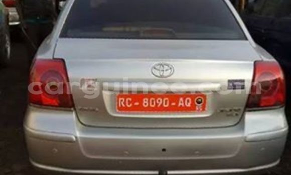 Acheter Occasion Voiture Toyota Avensis Gris à Conakry, Conakry