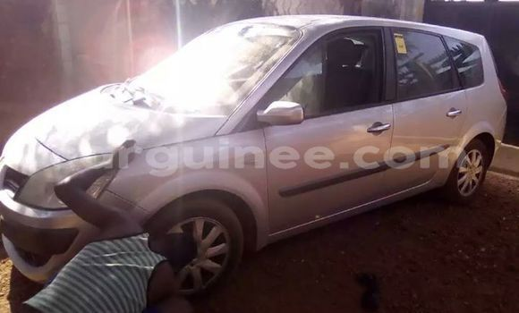 Acheter Occasion Voiture Renault Scenic Gris à Conakry, Conakry